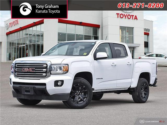 2018 GMC Canyon  (Stk: 89415A) in Ottawa - Image 1 of 28