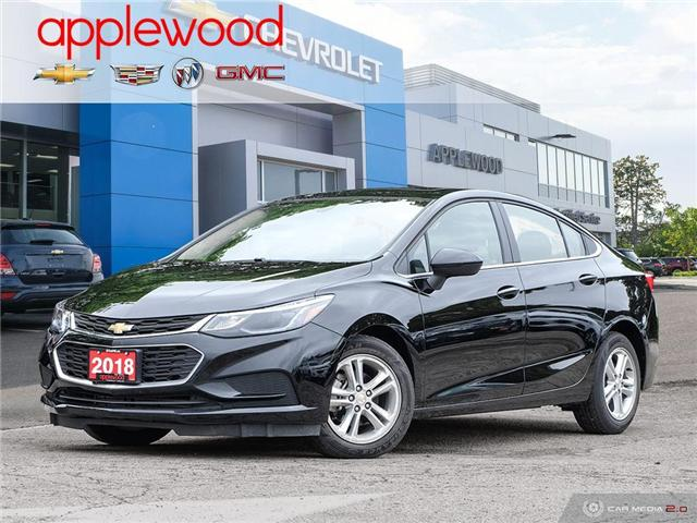 2018 Chevrolet Cruze LT Auto (Stk: 6548A) in Mississauga - Image 1 of 27