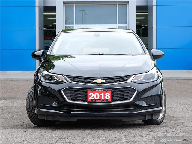 2018 Chevrolet Cruze LT Auto (Stk: 6548A) in Mississauga - Image 2 of 27
