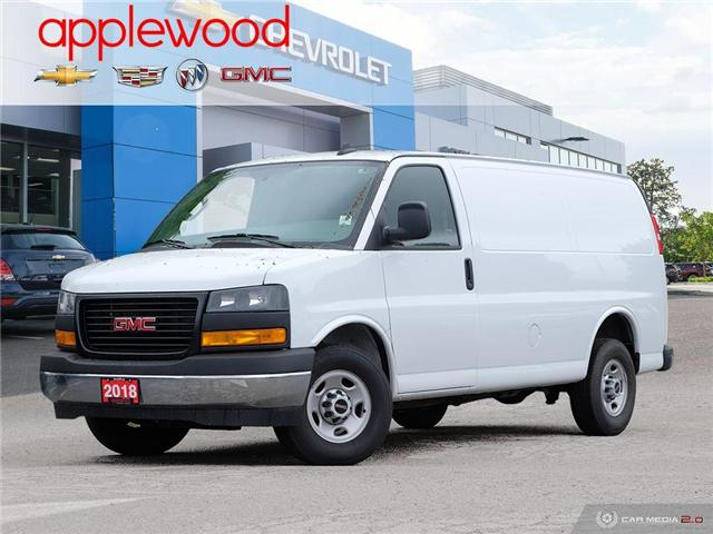 2018 GMC Savana 2500 Work Van (Stk: 3805P) in Mississauga - Image 1 of 27