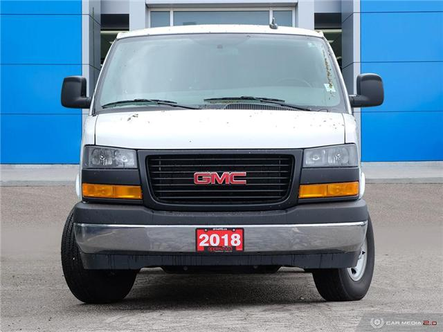 2018 GMC Savana 2500 Work Van (Stk: 3805P) in Mississauga - Image 2 of 27