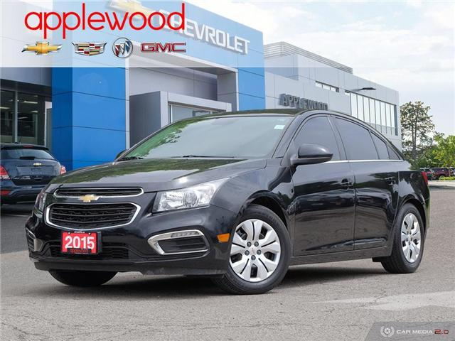 2015 Chevrolet Cruze 1LT (Stk: 1236P) in Mississauga - Image 1 of 28