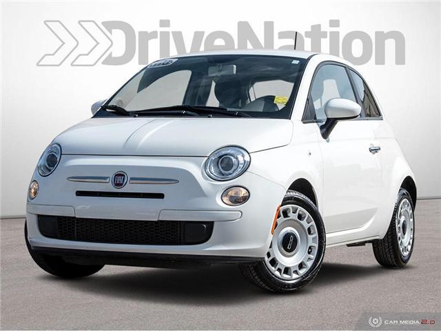 2012 Fiat 500 Pop (Stk: D1265) in Regina - Image 1 of 27