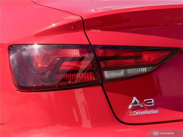 2016 Audi A3 2.0T Komfort (Stk: D1334) in Regina - Image 11 of 27