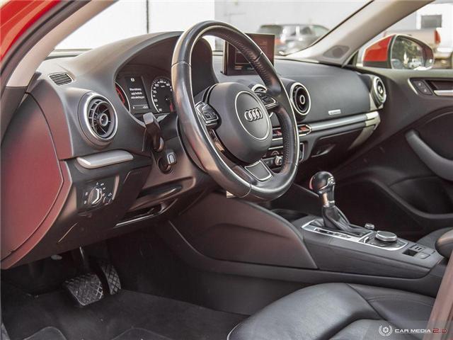 2016 Audi A3 2.0T Komfort (Stk: D1334) in Regina - Image 12 of 27