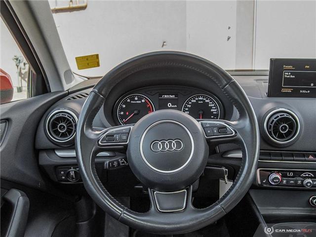2016 Audi A3 2.0T Komfort (Stk: D1334) in Regina - Image 13 of 27