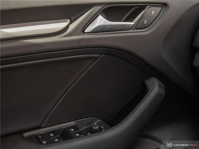2016 Audi A3 2.0T Komfort (Stk: D1334) in Regina - Image 16 of 27