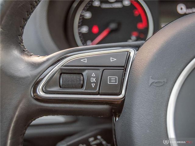 2016 Audi A3 2.0T Komfort (Stk: D1334) in Regina - Image 17 of 27