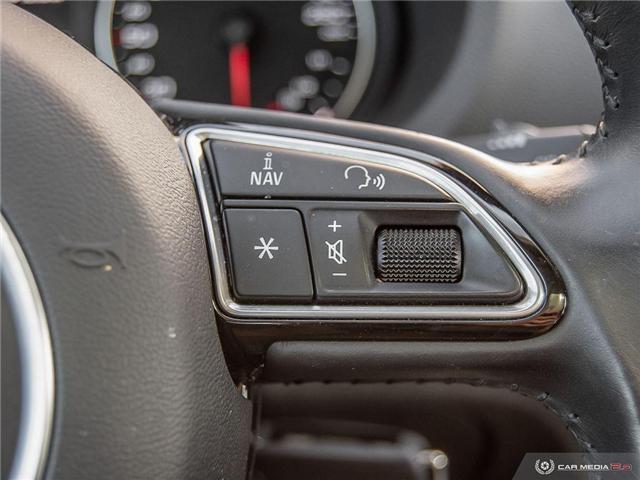 2016 Audi A3 2.0T Komfort (Stk: D1334) in Regina - Image 18 of 27