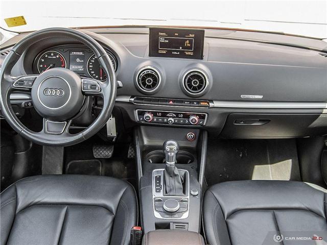 2016 Audi A3 2.0T Komfort (Stk: D1334) in Regina - Image 25 of 27