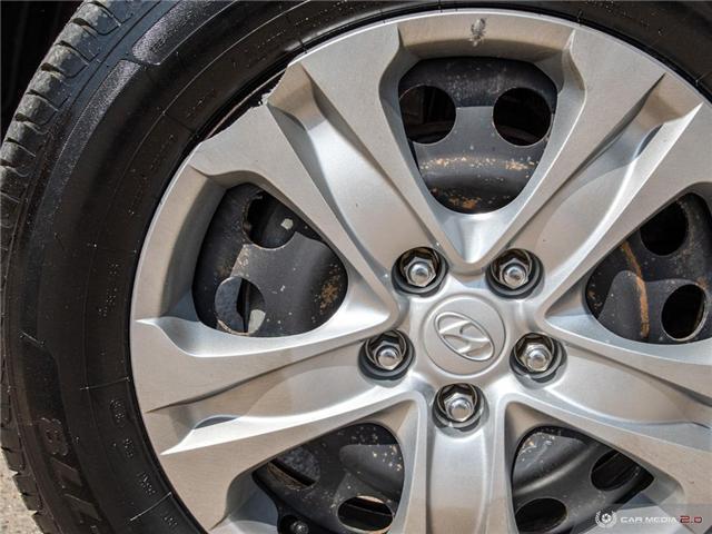 2011 Hyundai Tucson GL (Stk: D1316A) in Regina - Image 6 of 27