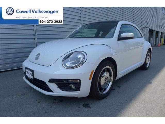 2017 Volkswagen Beetle 1.8 TSI Classic (Stk: V1728688V) in Richmond - Image 1 of 26