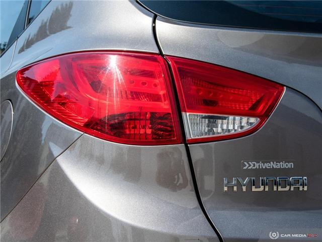 2011 Hyundai Tucson GL (Stk: D1316A) in Regina - Image 11 of 27
