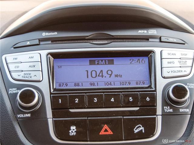 2011 Hyundai Tucson GL (Stk: D1316A) in Regina - Image 21 of 27