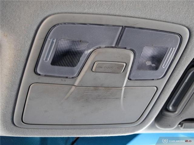 2011 Hyundai Tucson GL (Stk: D1316A) in Regina - Image 22 of 27
