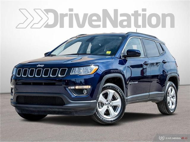 2018 Jeep Compass North (Stk: D1339) in Regina - Image 1 of 27