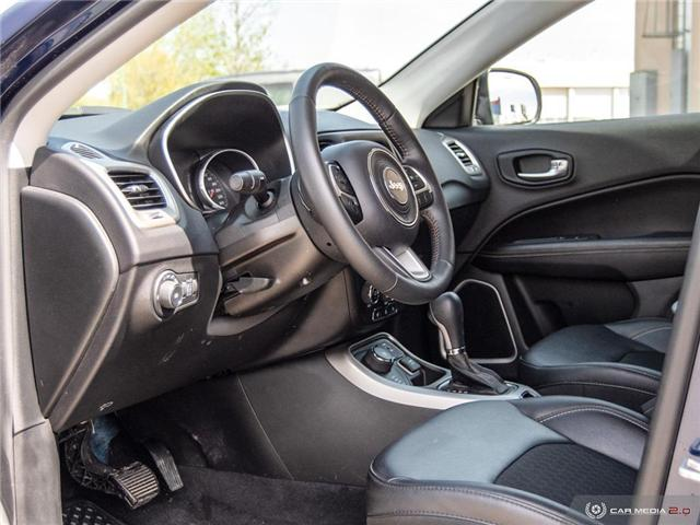2018 Jeep Compass North (Stk: D1339) in Regina - Image 12 of 27