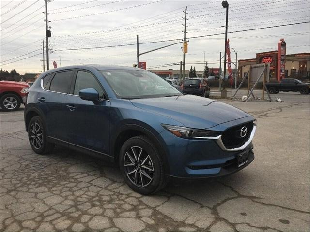 2018 Mazda CX-5 GT (Stk: 18P370) in Kingston - Image 1 of 20