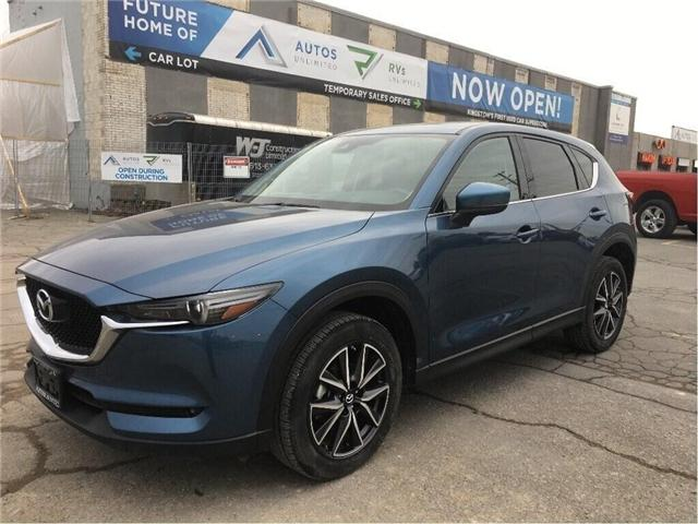 2018 Mazda CX-5 GT (Stk: 18P370) in Kingston - Image 2 of 20