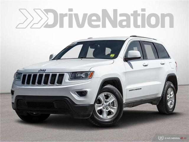 2014 Jeep Grand Cherokee Laredo (Stk: D1336) in Regina - Image 1 of 28
