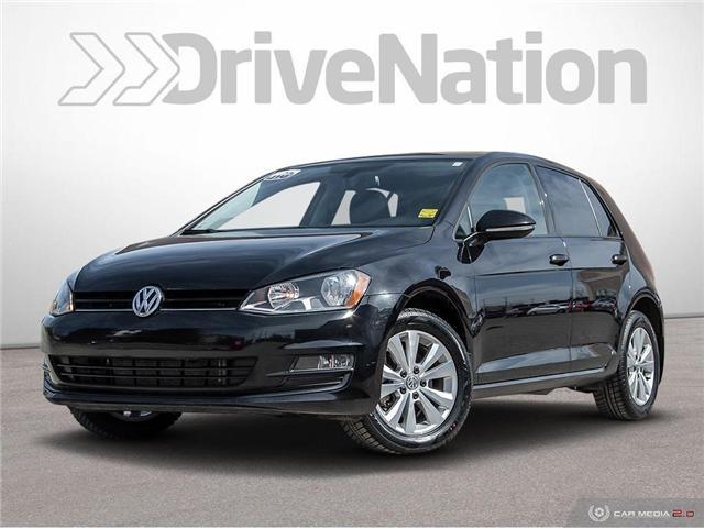 2015 Volkswagen Golf 1.8 TSI Comfortline (Stk: D1317) in Regina - Image 1 of 29