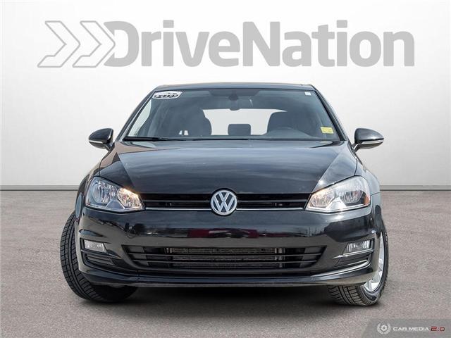 2015 Volkswagen Golf 1.8 TSI Comfortline (Stk: D1317) in Regina - Image 2 of 29