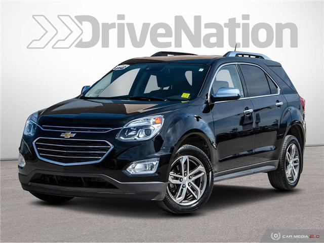 2017 Chevrolet Equinox Premier (Stk: D1281) in Regina - Image 1 of 29