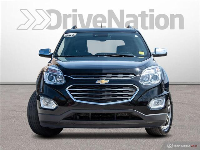 2017 Chevrolet Equinox Premier (Stk: D1281) in Regina - Image 2 of 29