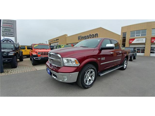 2017 RAM 1500 Laramie (Stk: 19T176A) in Kingston - Image 1 of 26