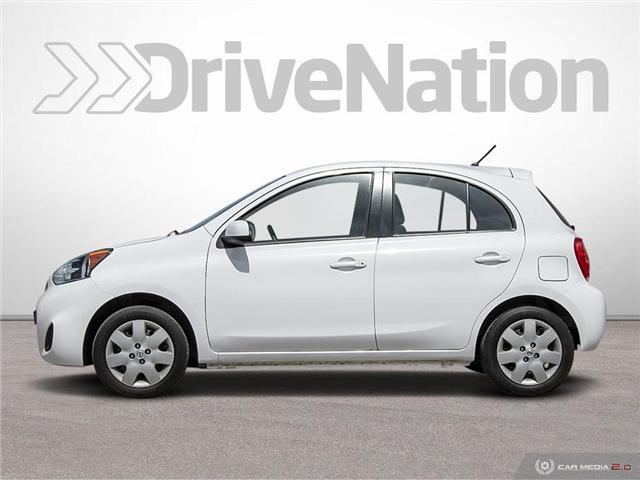 2017 Nissan Micra SV (Stk: D1331) in Regina - Image 3 of 27
