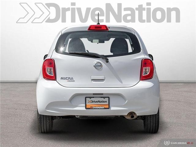 2017 Nissan Micra SV (Stk: D1331) in Regina - Image 5 of 27
