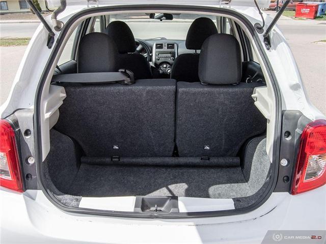 2017 Nissan Micra SV (Stk: D1331) in Regina - Image 10 of 27