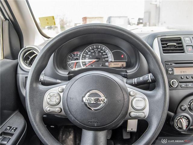 2017 Nissan Micra SV (Stk: D1331) in Regina - Image 13 of 27