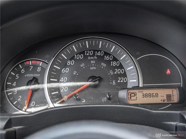 2017 Nissan Micra SV (Stk: D1331) in Regina - Image 14 of 27