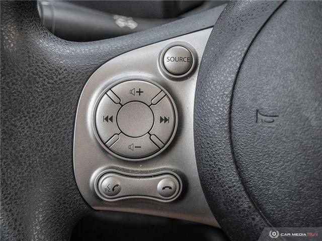 2017 Nissan Micra SV (Stk: D1331) in Regina - Image 17 of 27