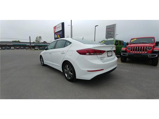 2018 Hyundai Elantra  (Stk: 19P034) in Kingston - Image 2 of 23
