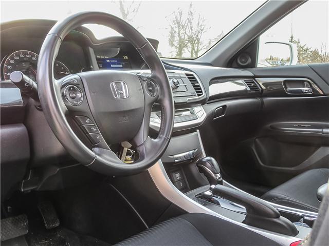 2015 Honda Accord Sport (Stk: 51040) in Toronto - Image 10 of 21