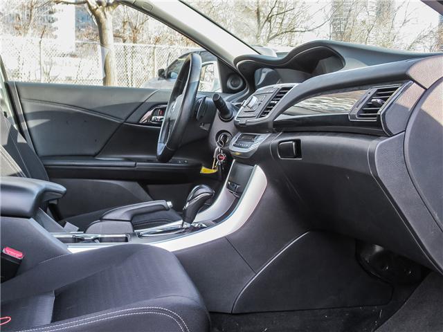 2015 Honda Accord Sport (Stk: 51040) in Toronto - Image 14 of 21