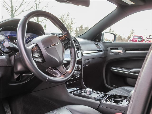 2018 Chrysler 300 S (Stk: 171071) in Toronto - Image 10 of 22