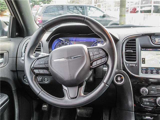 2018 Chrysler 300 S (Stk: 171071) in Toronto - Image 12 of 22
