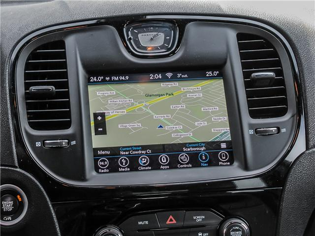 2018 Chrysler 300 S (Stk: 171071) in Toronto - Image 14 of 22