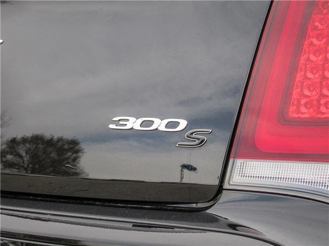 2018 Chrysler 300 S (Stk: 171071) in Toronto - Image 18 of 22