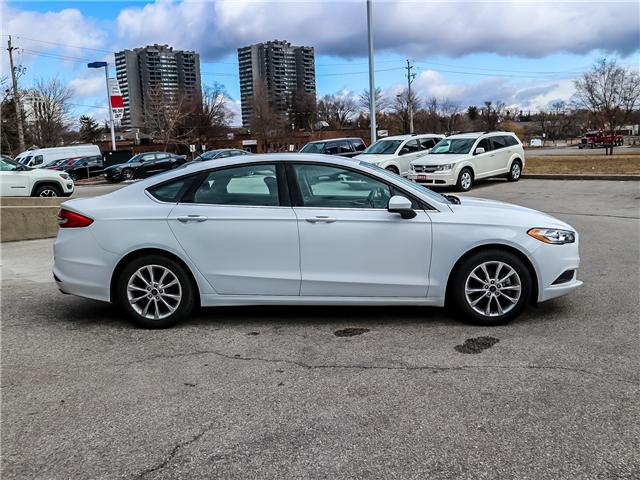 2017 Ford Fusion SE (Stk: S1078) in Toronto - Image 4 of 25