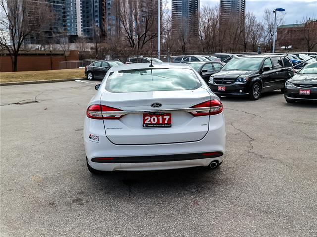 2017 Ford Fusion SE (Stk: S1078) in Toronto - Image 6 of 25