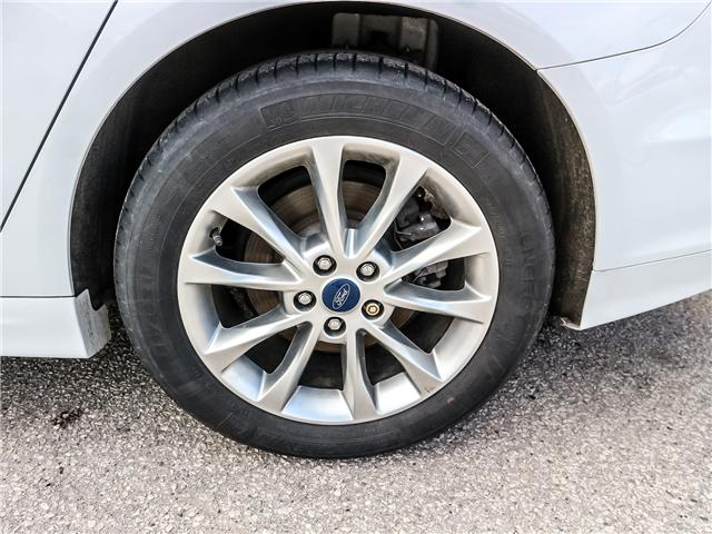2017 Ford Fusion SE (Stk: S1078) in Toronto - Image 20 of 25