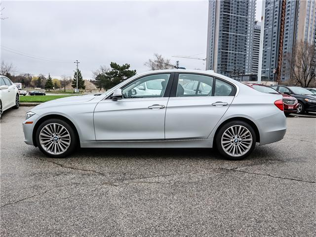 2014 BMW 320i xDrive (Stk: SE1102) in Toronto - Image 8 of 29