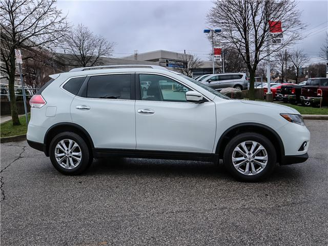 2016 Nissan Rogue  (Stk: SE1101) in Toronto - Image 4 of 26