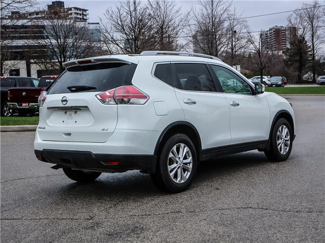 2016 Nissan Rogue  (Stk: SE1101) in Toronto - Image 5 of 26