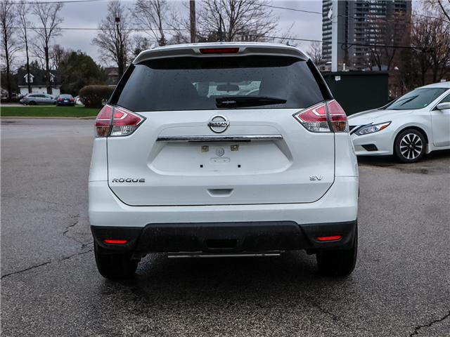2016 Nissan Rogue  (Stk: SE1101) in Toronto - Image 6 of 26
