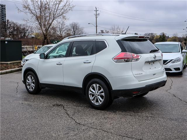 2016 Nissan Rogue  (Stk: SE1101) in Toronto - Image 7 of 26